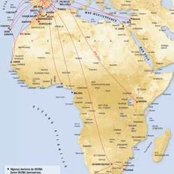 Routes to Africa