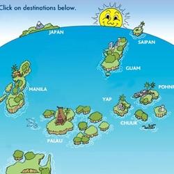 Palau Micronesia Air