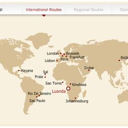 Longhaul routes