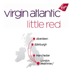 Domestic routes Little Red